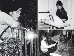 Annet van Egmond Studio 1984 - 1996