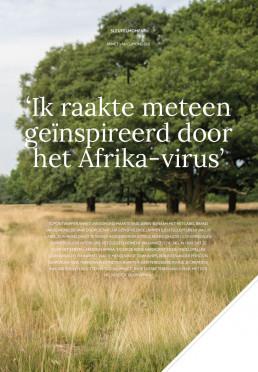 Annet van Egmond Financial Focus Magazine