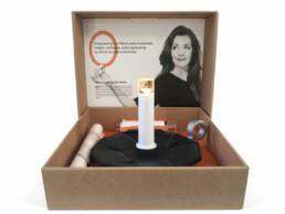 Miss Nightingale Design Gift Box
